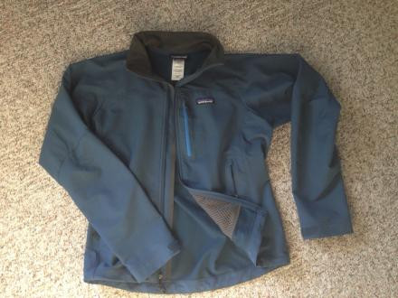 Men's Patagonia Simple Guide Softshell Jacket Sz S