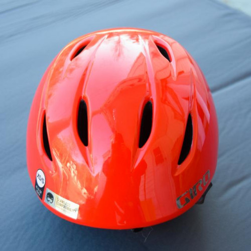 Giro 2016 Launch Kids' Red Ski Helmet New with FREE Scott Goggles
