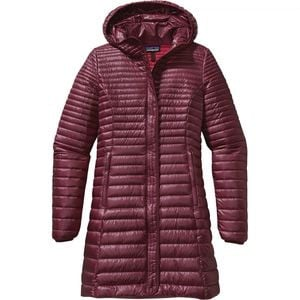 Lightweight Fiona Down Parka - Women's Oxblood Red, XL - Excellent