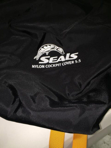 Thumbnail of  Seals Kayak Cockpit Cover 5.5 view 2