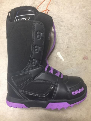 Women's thirtytwo Exit snowboard boots, Size 6.5