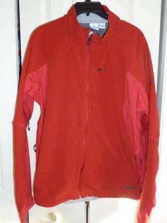 Eastern Mtn Sports - Windstopper Mens Lrg Fleece