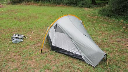 Tarptent Moment Double Wall Solid Interior
