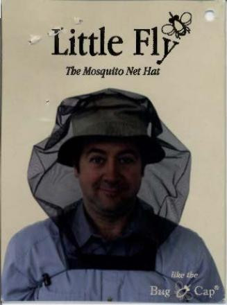 Little Fly Mosquito Hat