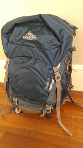 Gregory Savant 58 Men's Technical All-Mountain Backpack
