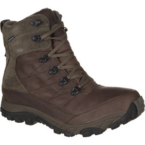 Chilkat Leather Insulated Boot - Men's Demitasse B