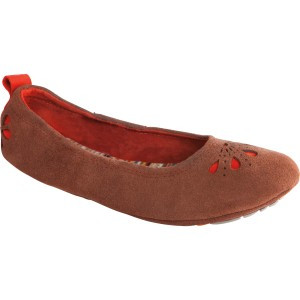 Via Perf Ballet Slipper - Women's Java, 11.0 - Exc