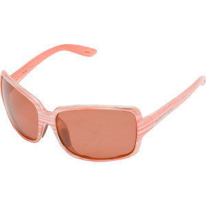 Clara Polarized Sunglasses Flamingo/Copper, One Si