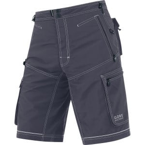 Plaster Ultra Shorts+ - Men's Graphite Grey, M - E