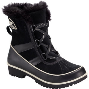 Tivoli II Suede Boot - Women's Black, 7.5 - Fair
