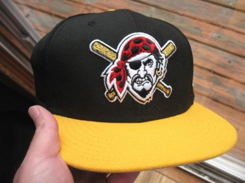 New Era Pittsburgh Pirates Hat