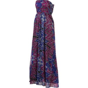 Essence Dress - Women's Blueberry, L - Excellent