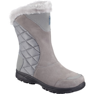 Ice Maiden II Slip On Boot - Women's Light Grey/Si
