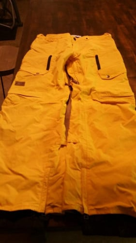 Analog Snowboard Pants 10k/10K sz. LARGE