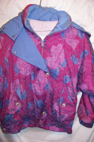 Vintage Bogner Insulated Ski Jacket, Women's XLarge