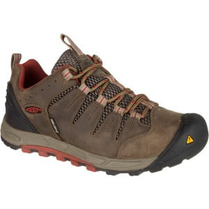 Bryce WP Hiking Shoe - Men's Shitake/Bossa Nova, 9
