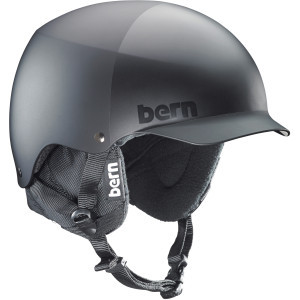 Baker EPS Visor Thin Shell Helmet All Black Everyt