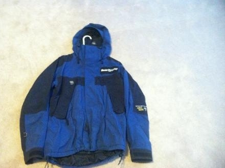 Mountain Hardwear Bear Valley Ski Jacket