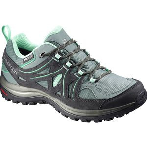 Ellipse 2 CS WP Hiking Shoe - Women's Light TT/Asphalt/Jade Green, 9.0
