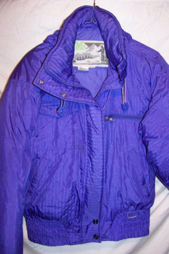 Vintage Nils Down Ski Jacket, Women's 8 Medium