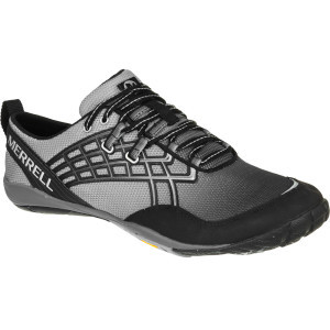 Trail Glove 2 Trail Running Shoe - Men's Black/Sil