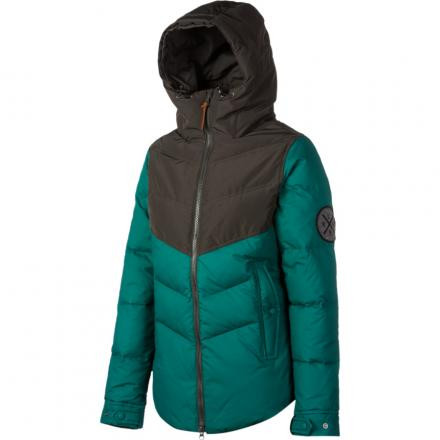 Holden Estelle Down Snowboard Jacket Wmns Large