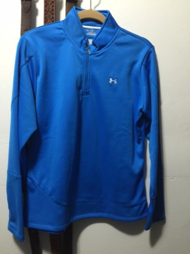 Under Armour Coldgear Pullover- Women's Large
