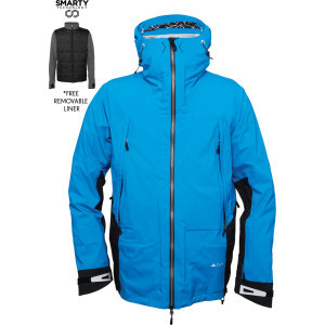 GLCR Smarty Serac 2.5-Ply 3-In-1 Jacket - Men's Bl