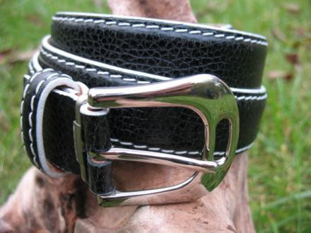 Roger Ximenez Handmade Leather Belt