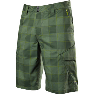 Ranger Cargo Print Shorts - Men's Green, 36 - Exce