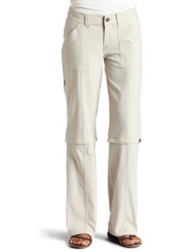 Monarch Convertible Pant - Women's Stone, 0/Reg - Like New