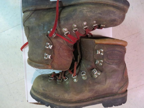 Fabiano Mountaineer Boots Men's Size 10