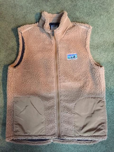 Patagonia Kids Retro-X Fleece Vest - (size XL)