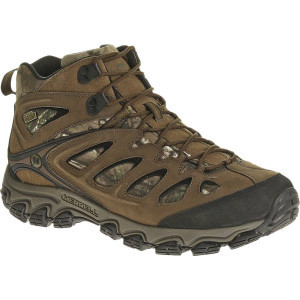 Pulsate Camo Mid Waterproof Hiking Boot - Men's Re