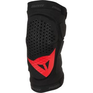 Trail Skins Knee Guards Black/Red, S - Excellent
