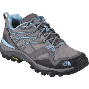 Hedgehog Fastpack GTX Hiking Shoe - Women's Dark Gull Grey/Fortuna Blu