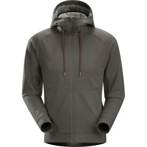 Witness Full-Zip Hoodie - Men's Soapstone, L - Goo