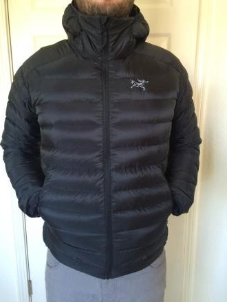 Arc'teryx Cerium LT Hoody Down Jacket