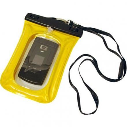New- Attwood Waterproof Cell Phone/ GPS Case