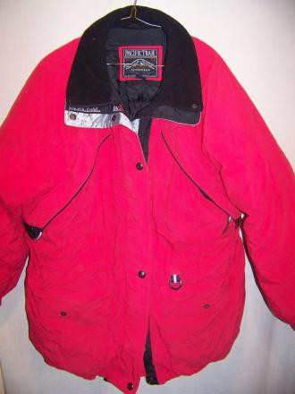 Pacific Trail Down Puffy Jacket Coat, Womens Large