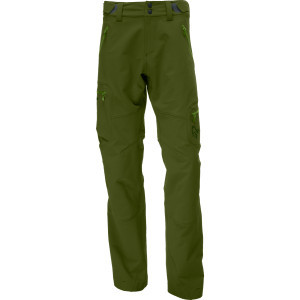 Svalbard Flex1 Softshell Pant - Men's Forest Green