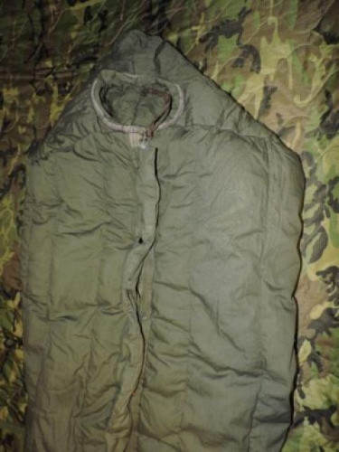 US MILITARY EXTREME COLD WEATHER -20F DOWN SLEEPING BAG NEW