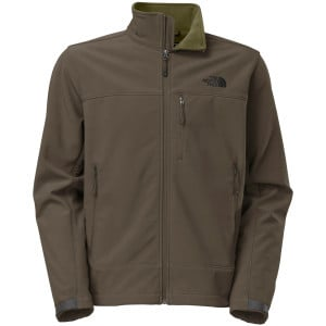 Apex Bionic Softshell Jacket - Men's Black Ink Gre