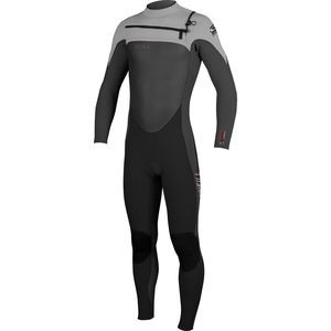 Superfreak Fz 5/4 Wetsuit - Youth Blk/Graph/Lunar, 14 - Excellent