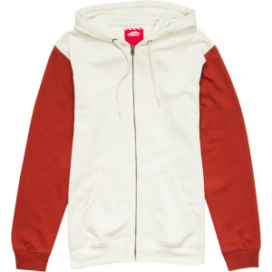 Core Basics Colorblock Full-Zip Hoodie - Men's Bon
