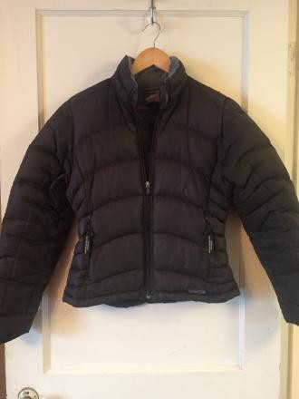 Women's Patagonia Down Jacket - XS Black