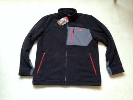 North Face Men's Chimbarazo Full ZIp XL Fleece