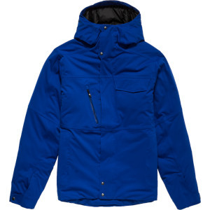 Rheostat II Down Jacket - Men's Cobalt, L - Excell