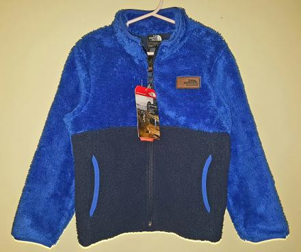 The North Face Boys Sherparazo Jacket Sz. 5 XXS