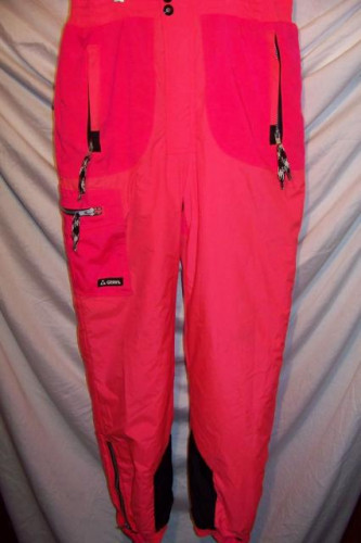 Vintage Gerry Insulated Snowboard Ski Pants, Men's Medium
